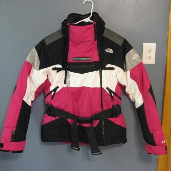 The North Face Jackets & Blazers - Down 550 Steep Tech Snowboard Ski Jacket - M